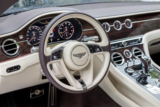 Coupe hạng sang Bentley Continental GT 2018 hăm hở ra mắt nhà giàu Đông Nam Á - Ảnh 10.