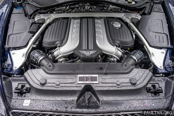 Coupe hạng sang Bentley Continental GT 2018 hăm hở ra mắt nhà giàu Đông Nam Á - Ảnh 15.