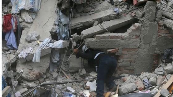 Mexico: Động đất 7,1 độ Richter, ít nhất 149 người thiệt mạng ảnh 3