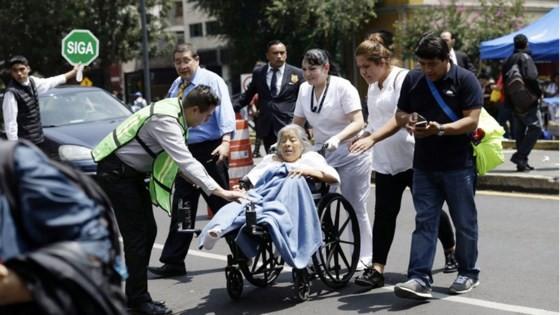 Mexico: Động đất 7,1 độ Richter, ít nhất 149 người thiệt mạng ảnh 1