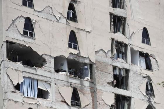 Mexico: Động đất 7,1 độ Richter, ít nhất 149 người thiệt mạng ảnh 7