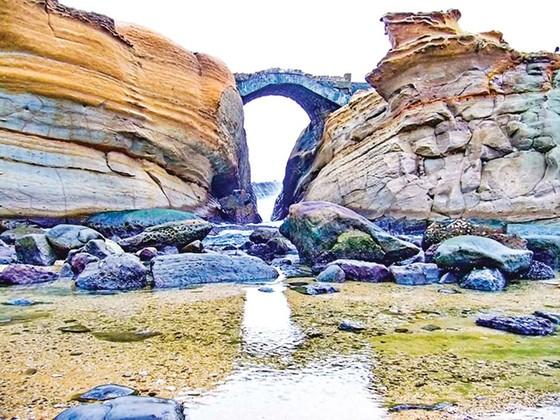 Kiệt tác thiên nhiên công viên địa chất Dã Liễu  ảnh 9