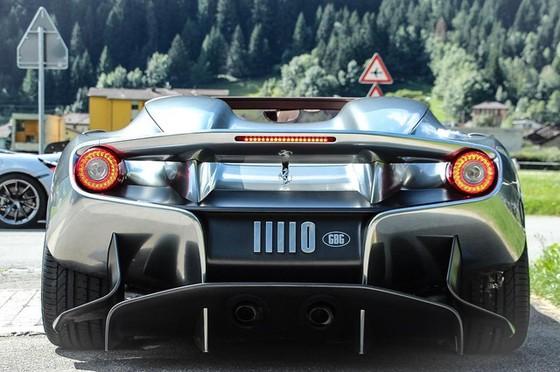 Bất ngờ bắt gặp siêu phẩm Ferrari F12 TRS thứ hai trên toàn thế giới - Ảnh 11.