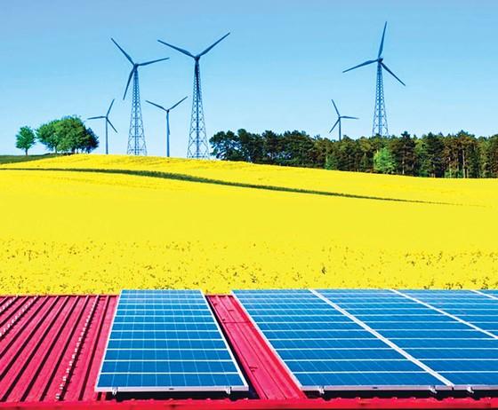 Đức khuyến khích người dân dùng điện gió ảnh 1
