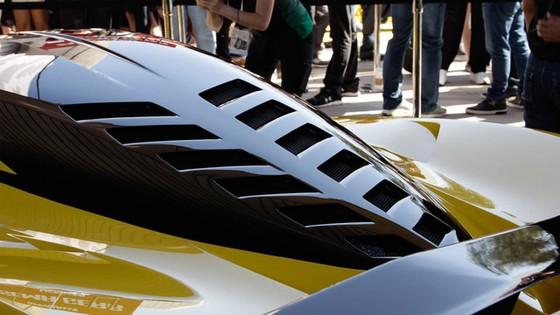 Hennessey Venom F5 trình làng, giới hạn 24 chiếc, giá bán 1,6 triệu USD - Ảnh 8.