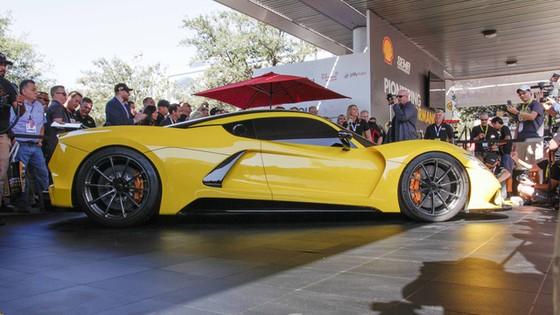 Hennessey Venom F5 trình làng, giới hạn 24 chiếc, giá bán 1,6 triệu USD - Ảnh 4.
