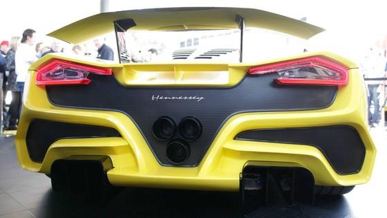 Hennessey Venom F5 trình làng, giới hạn 24 chiếc, giá bán 1,6 triệu USD - Ảnh 5.