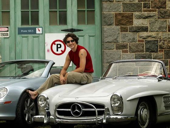 Chiếc Mercedes-Benz 300SL đặc biệt của Thủ tướng Canada Justin Trudeau - Ảnh 8.