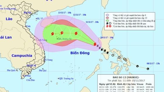 Các tỉnh, thành phố ven biển từ Thanh Hóa đến Khánh Hòa chủ động ứng phó với bão số 13 ảnh 2