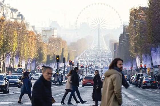 Châu Âu đối phó ô nhiễm môi trường ảnh 1