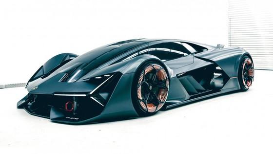 Điểm lại những concept Lamborghini táo bạo nhất trước thềm ra mắt Urus - Ảnh 14.