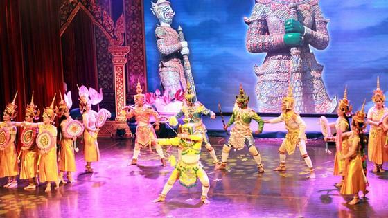 Tưng bừng ngày hội văn hóa Khmer Nam bộ - Ảnh 12.