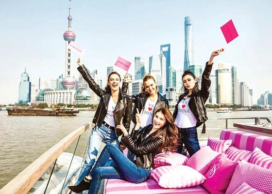 Victoria's Secret nhắm Trung Quốc ảnh 1