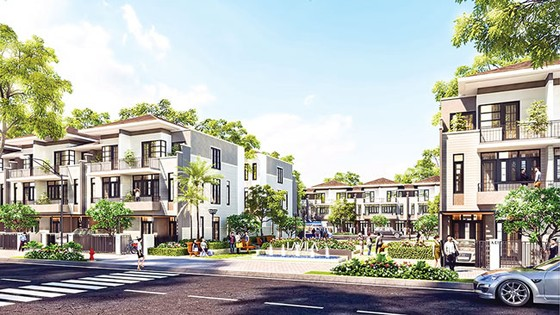 Xu hướng mua biệt thự phố vườn Nam Sài Gòn ảnh 1