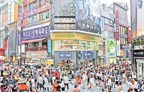 Vấn nạn thanh niên thất nghiệp tại Hàn Quốc ảnh 1