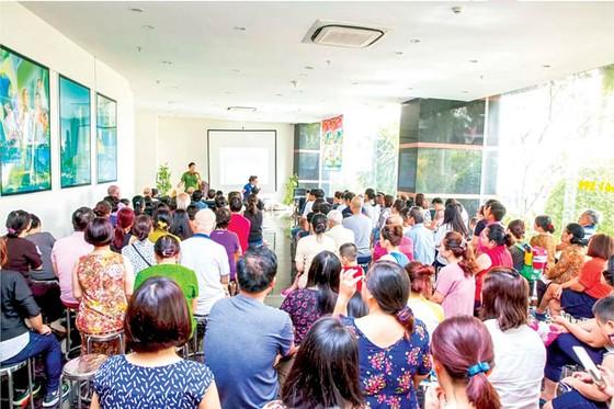 Tập huấn và tuyên truyền PCCC tại Him Lam Riverside  ảnh 2