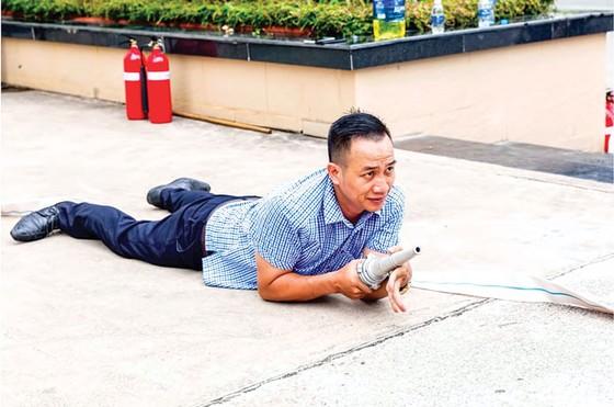 Tập huấn và tuyên truyền PCCC tại Him Lam Riverside  ảnh 6