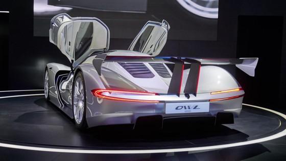 Siêu xe điện của Nhật tăng tốc 0-100 km/h trong 1,92 giây ảnh 4