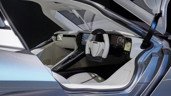 Siêu xe điện của Nhật tăng tốc 0-100 km/h trong 1,92 giây ảnh 5