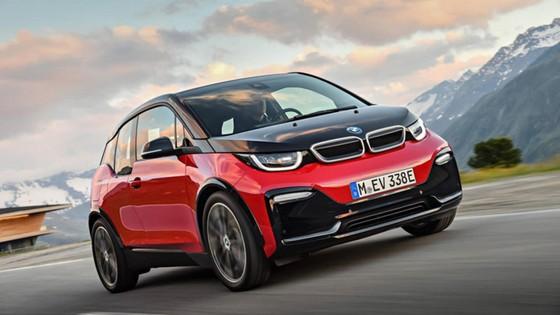 10 mẫu xe điện tốt nhất năm 2018 ảnh 6