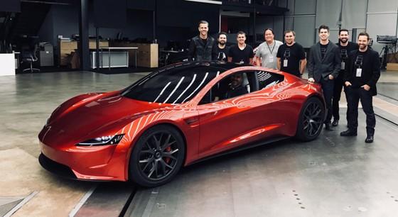10 mẫu xe điện tốt nhất năm 2018 ảnh 10