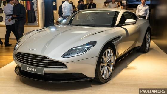 Aston Martin DB11 V8 ra mat Dong Nam A, gia 465.000 USD hinh anh 1