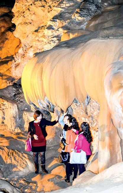 Hoang sơ Công viên địa chất Non nước Cao Bằng ảnh 6