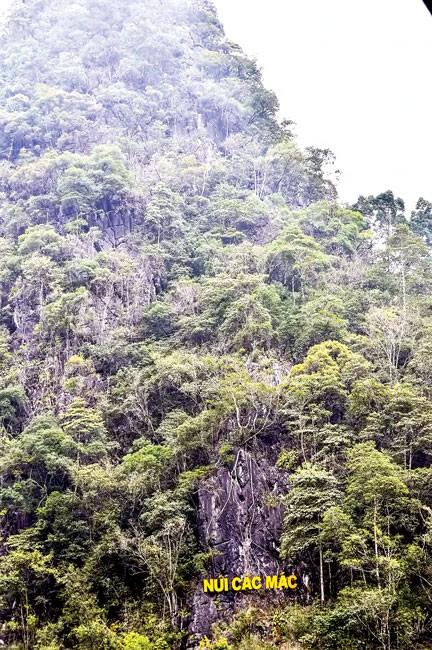 Hoang sơ Công viên địa chất Non nước Cao Bằng ảnh 7