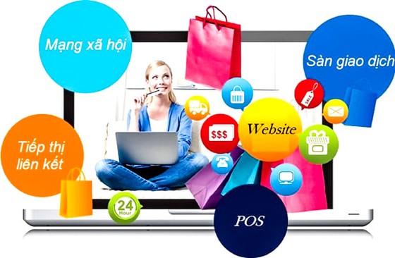 Thương mại điện tử: Xu thế soán ngôi mảng bán lẻ ảnh 1
