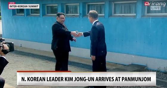 Lãnh đạo liên Triều kết thúc vòng đàm phán đầu tiên ảnh 15