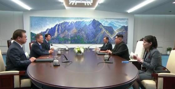 Lãnh đạo liên Triều kết thúc vòng đàm phán đầu tiên ảnh 7