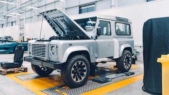 Đây là kho tàng xe cổ bí mật của Jaguar Land Rover - Ảnh 35.
