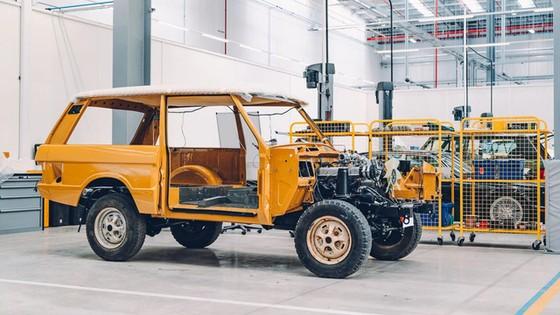 Đây là kho tàng xe cổ bí mật của Jaguar Land Rover - Ảnh 36.