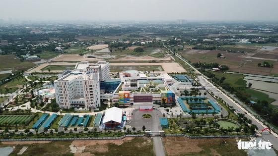 Cận cảnh bệnh viện nhi 4.500 tỉ có bãi trực thăng tại TP.HCM - Ảnh 3.