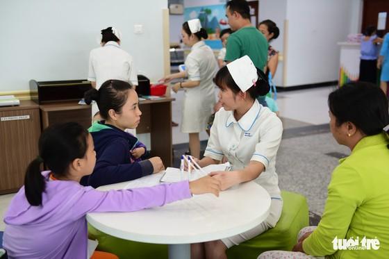 Cận cảnh bệnh viện nhi 4.500 tỉ có bãi trực thăng tại TP.HCM - Ảnh 7.
