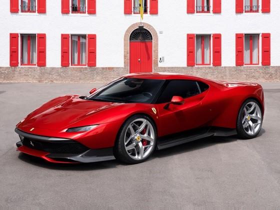 10 sieu xe Ferrari ban dac biet dep nhat hinh anh 1