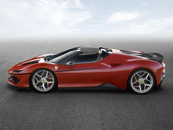 10 sieu xe Ferrari ban dac biet dep nhat hinh anh 10
