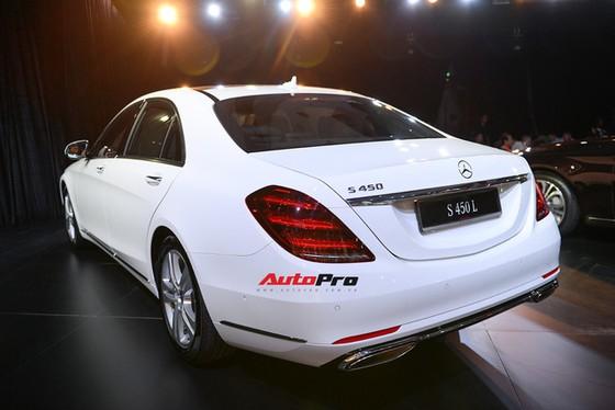 Mercedes-Benz Việt Nam chính thức ra mắt bộ ba S 450 mới với giá từ gần 4,2 tỷ đồng - Ảnh 3.