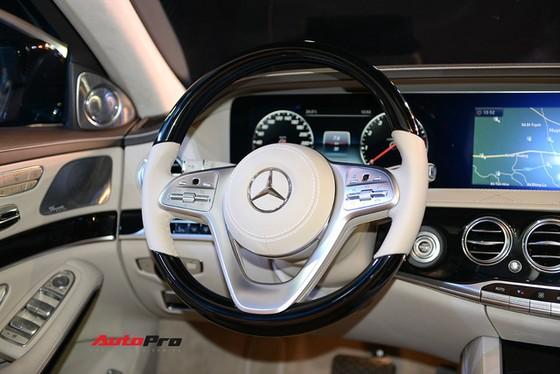 Mercedes-Benz Việt Nam chính thức ra mắt bộ ba S 450 mới với giá từ gần 4,2 tỷ đồng - Ảnh 9.