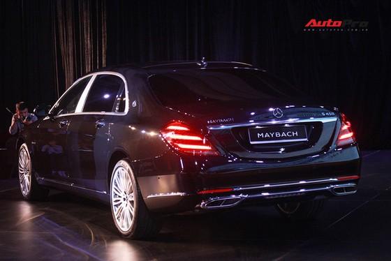 Mercedes-Benz Việt Nam chính thức ra mắt bộ ba S 450 mới với giá từ gần 4,2 tỷ đồng - Ảnh 13.