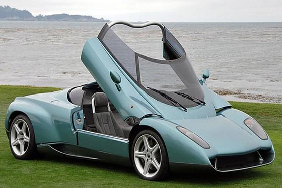 10 concept siêu xe mỹ mãn nhưng yểu mệnh - Ảnh 7.