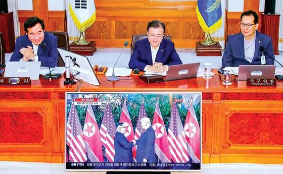 Hàn Quốc - Nhân tố thúc đẩy thành công thượng đỉnh Mỹ-Triều ảnh 1