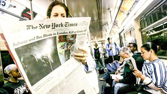 Báo chí thời hiện đại ảnh 1