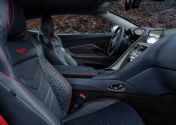 Aston Martin DBS Superleggera 2019 ven man, manh hon 700 ma luc hinh anh 10