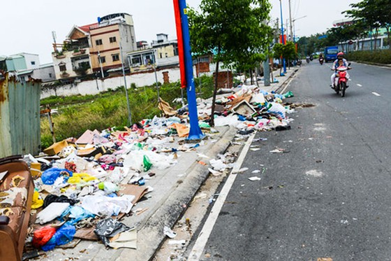 Đau đầu vấn nạn xả rác bừa bãi ảnh 2