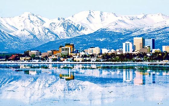 Alaska kho báu nước Mỹ ảnh 1