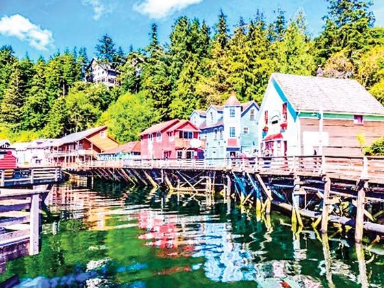 Alaska kho báu nước Mỹ ảnh 4