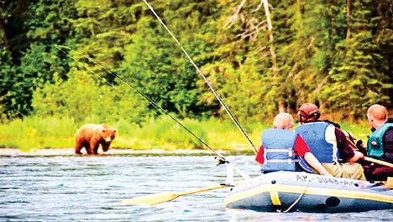 Alaska kho báu nước Mỹ ảnh 7