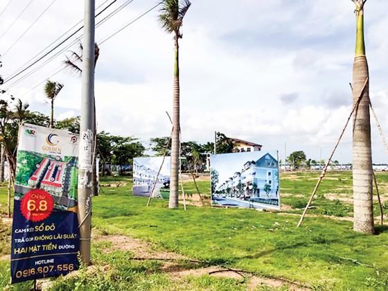 Bà Rịa-Vũng Tàu: Sốt đất, dự án tràn xuống ruộng muối ảnh 2