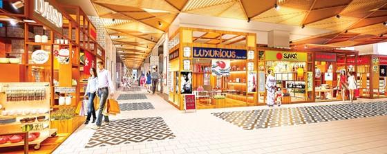 Khám phá trung tâm thương mại chuẩn Nhật ảnh 3
